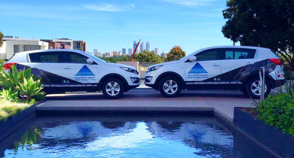 climate roof restoration fleet
